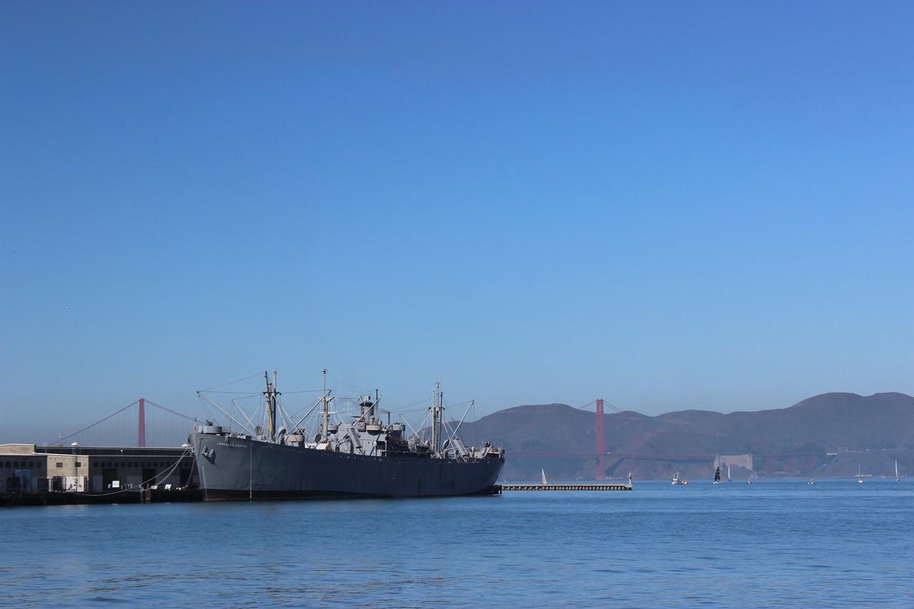 Jeremiah O'Brien Naval Ship