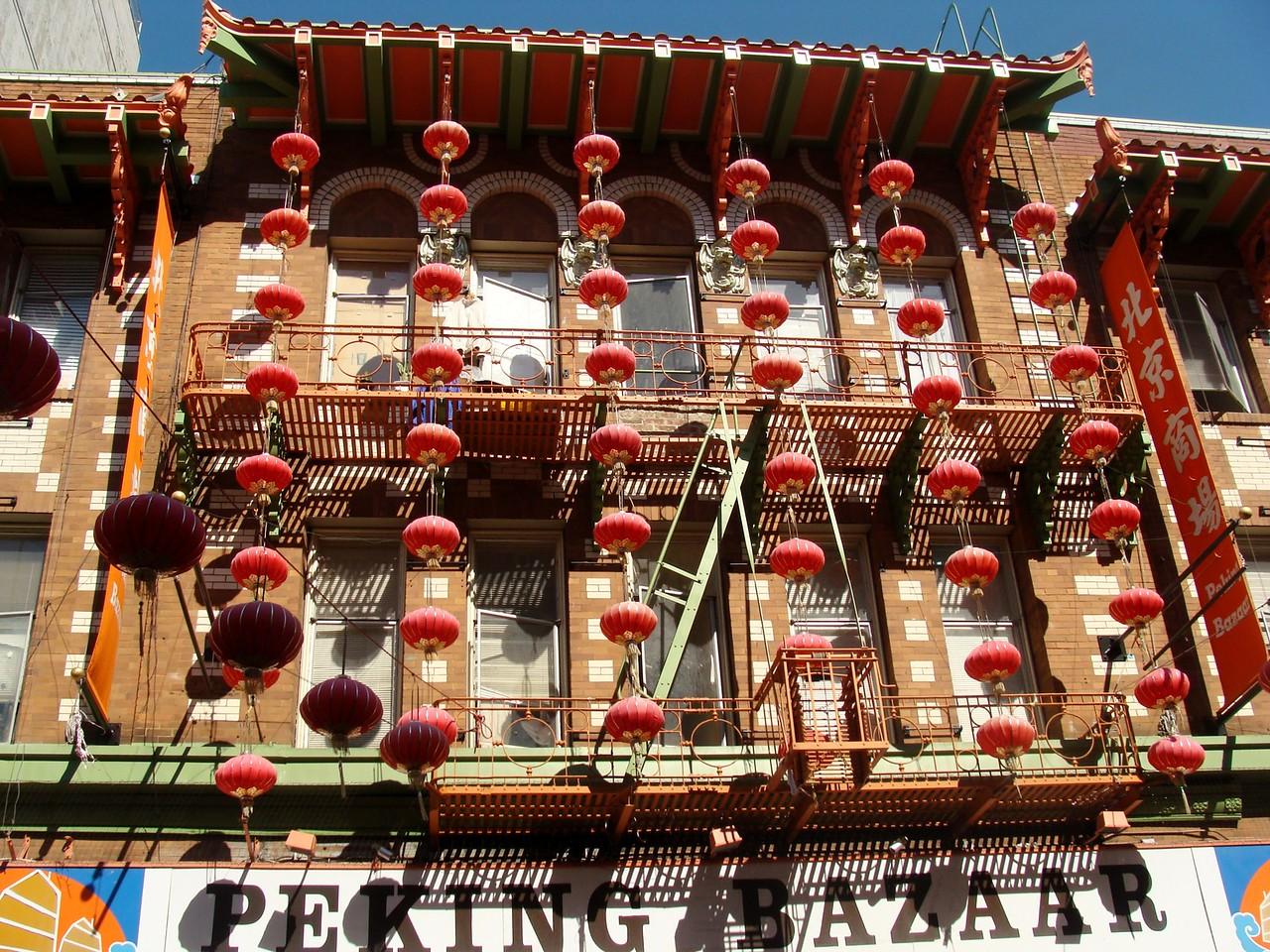 Festive Chinatown