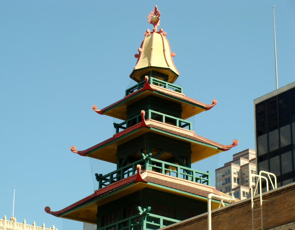 Chinatown Rooftop