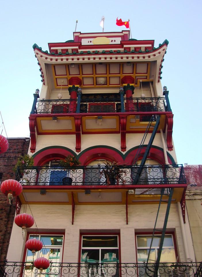 Chinatown Architecture