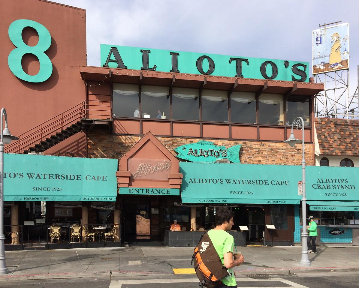 8 Alioto's Restaurant