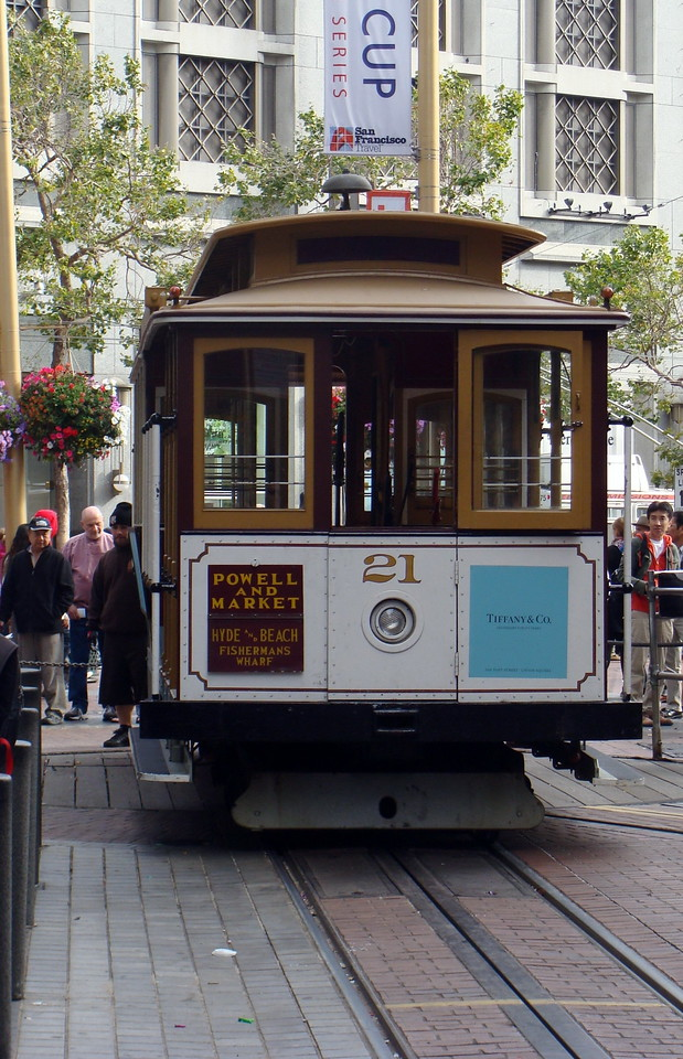 Cable Car 21