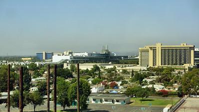 Anaheim and Angels Baseball Game -