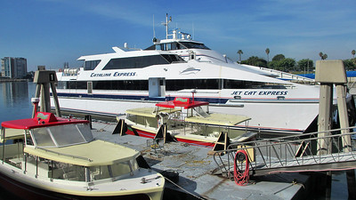 Catalina Island - Avalon and Skyline Drive - Our Jet Cat to Catalina Island