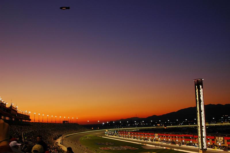 2007 California Speedway NASCAR weekend