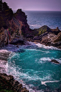 Pfeiffer State Park, Big Sur