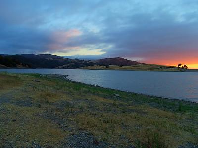 Calero Reservoir, San Jose California 2