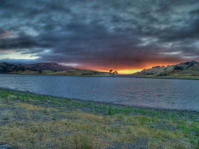 Calero Reservoir, San Jose California