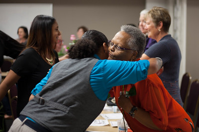 As part of Just In Time for Foster Youth, Career Horizons program holds its  graduation.
