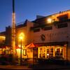 Catalina Island: Avalon Street Scene with Lights