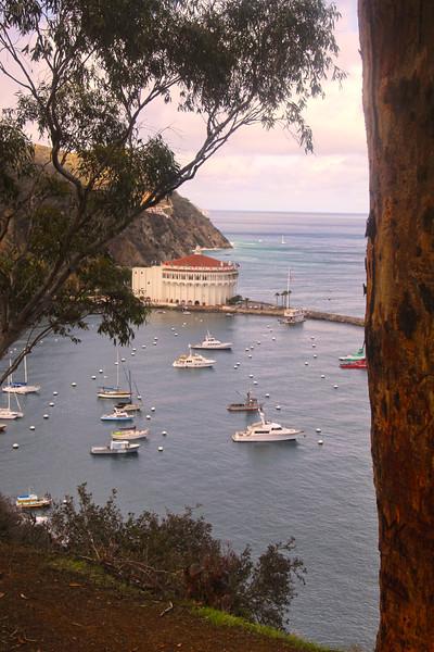Catalina Island: Avalon Harbor and Casino