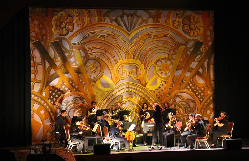 Catalina Island: Casino Theatre, Stanford Symphony Mozart Concert