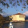 Catalina Island:  Casino View from Walking Path