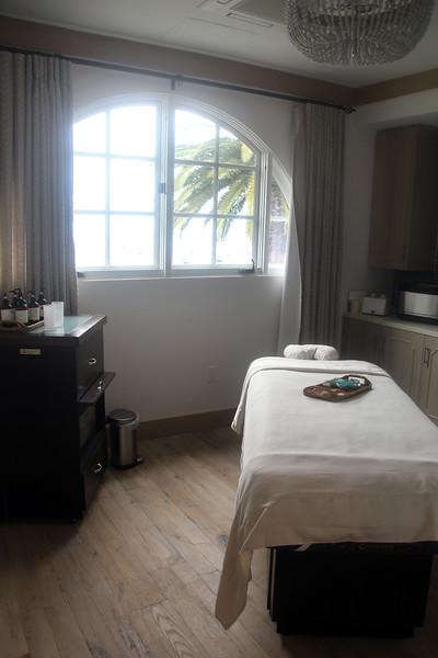 Catalina Island: Therapy Room, Island Spa