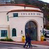 Catalina Island:  Island Spa, Historic El Encanto Building Exterior
