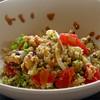 Catalina Island:  Island Spa, Quinoa Salad
