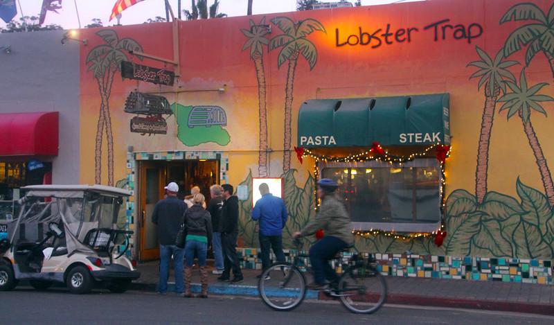 Catalina Island: Lobster Trap Eatery