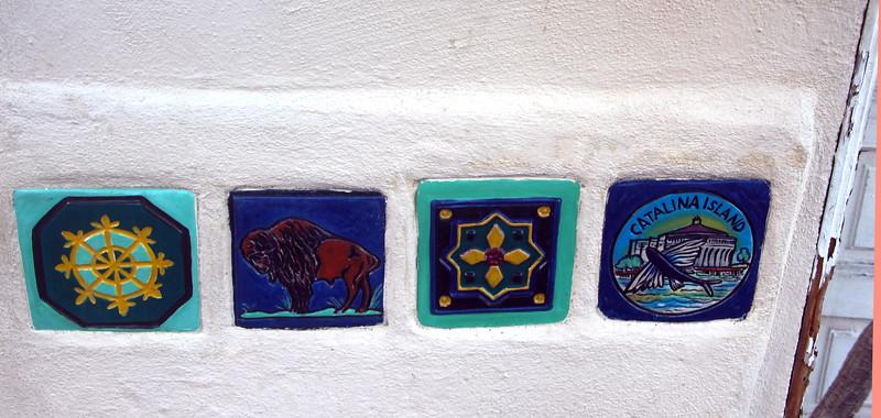 Catalina Island: Vintage Catalina Tiles