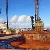 Catalina Island: Catalina Tile Fountain and Casino