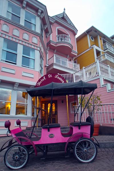 Catalina Island: Hotel St. Lauren