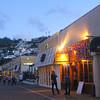 Catalina Island: December Street Scene, Avalon