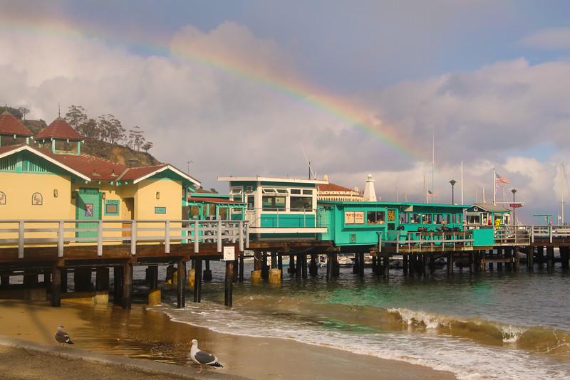 Catalina Island:  Avalon Pier
