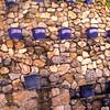 Catalina Island: Blue Pots in Neighborhood