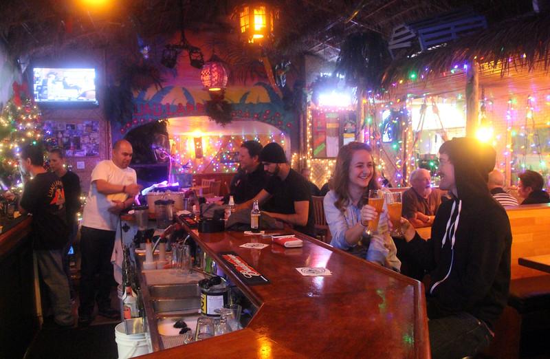 Catalina Island:  Luau Larry's Bar, Avalon
