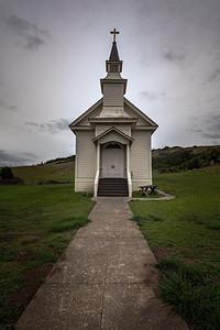 Old Nicasio Church