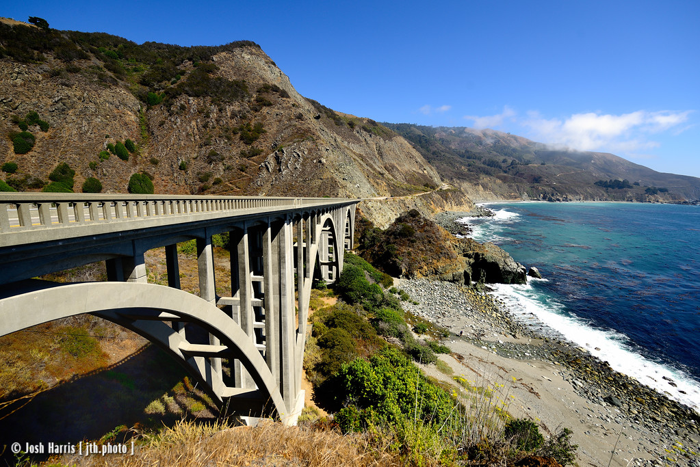 Highway 1, California. September 2014.