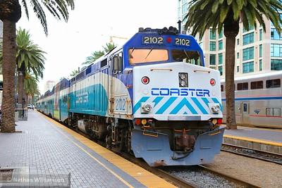 SDNX2102 @ San Diego