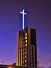 Tower of Hope, night