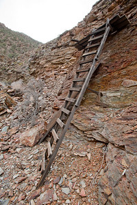 Trail canyon, test dig?