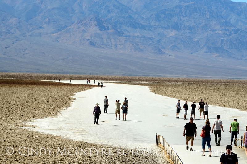 Death Valley, Badwater (1)