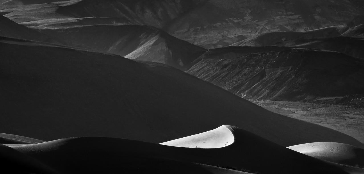 Spotlight On Faraway Dunes