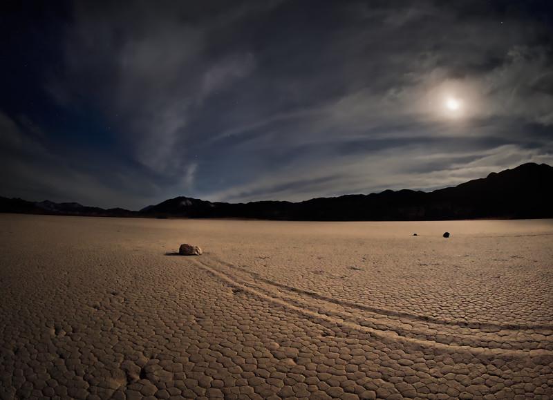 Moonlit Playa