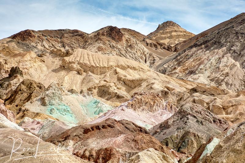 Artist's Palette  Death Valley, California