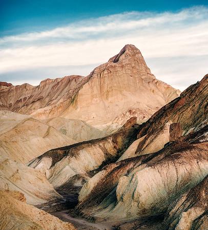 Manly Beacon-Golden Canyon