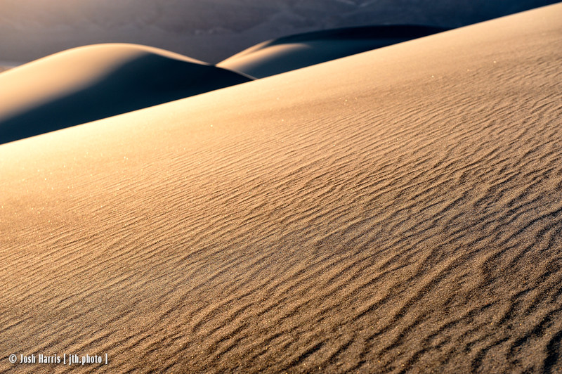 Eureka Dunes, Death Valley, June 2013.