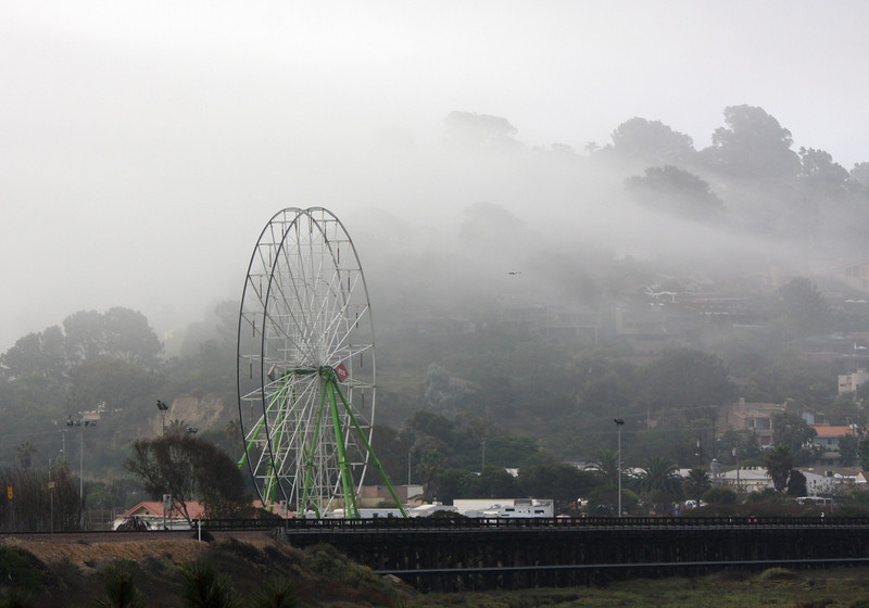 2009: The Del Mar Fair is over for another year....