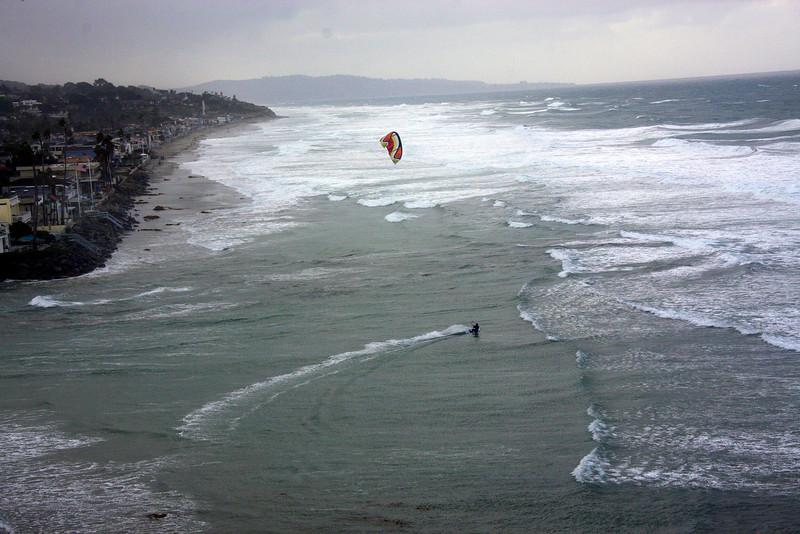 Del Mar Flying!