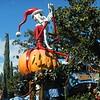 Disneyland - Jack Skeleton Haunted House