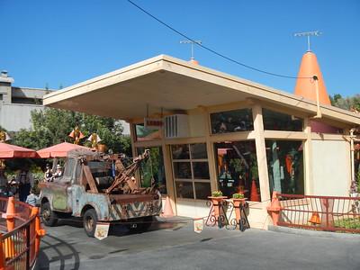 California Adventure - Cars Land