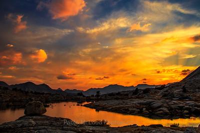 Swansong Sunset