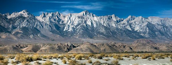 Face of the Eastern Sierras