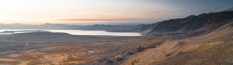 Mono Lake at Dawn