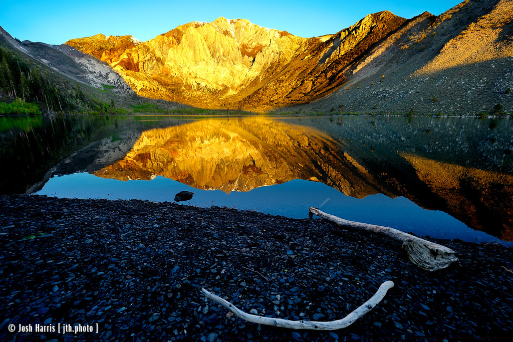 Convict Lake, May 2015.