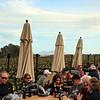 Winetasting event, Vezer Winery, Suisun Valley