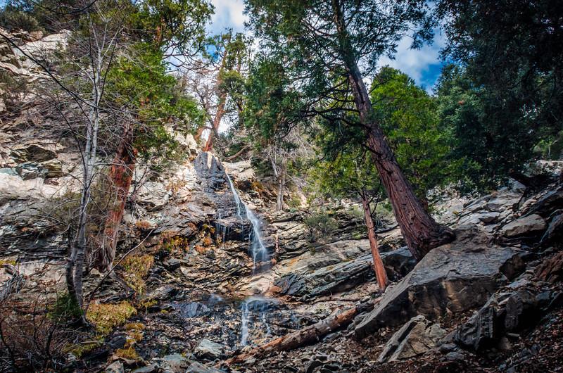 Vivian Falls - Forest Falls, CA, USA