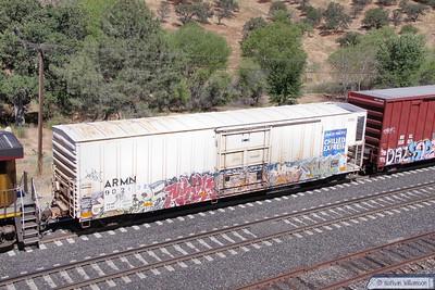 ARMN902132 passes Woodford, Mojave Sub  08/06/10